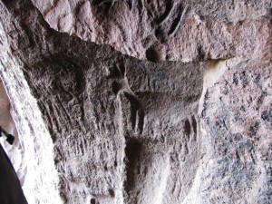 Peruvian rock art