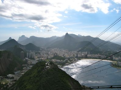 Hanging on in Rio